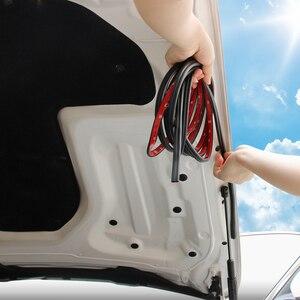 5M Car Door Seal Soundproofing Strip For Hyundai Creta I30 IX35 Volkswagen Polo VW Golf 4 7 5 6 Tiguan Kia Rio Sportage 2017(China)
