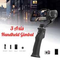 Hot Sale Funsnap Capture 3Axis Handheld Gimbal Stabilizer With Carry Bag For Smartphone for GoPro for SJcam for Xiao Yi Camera