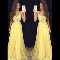 Free Shipping Cheap Long Evening Dress 2015 New Arrival Party Dress Elegant Evening Formal Dresses Mother