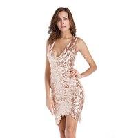 Elegant Women S Women Summer Deep V Fashion Sexy Dress With Nightclub Clubwear Clubbing Dance Wear