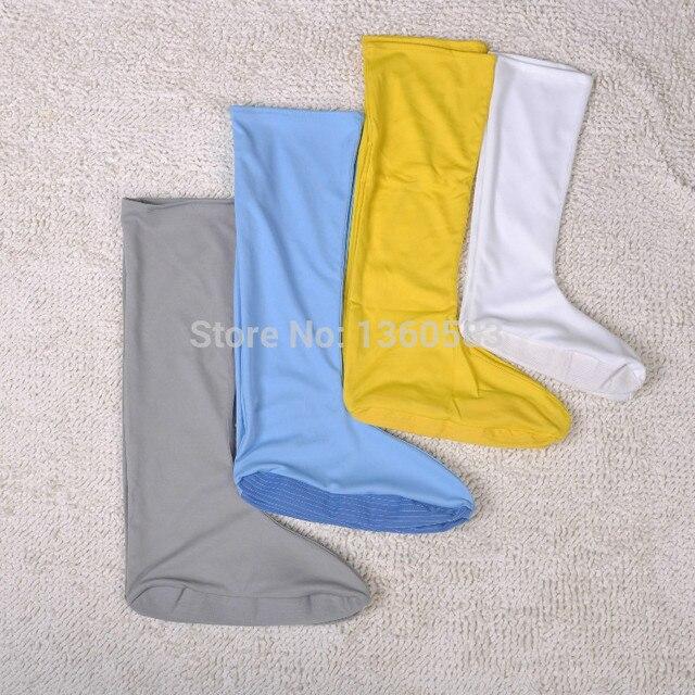 Новый хлопок традиционный китайский шаолинь монах кунг-фу носки с черным портянки четыре цвета бесплатная доставка по всему миру