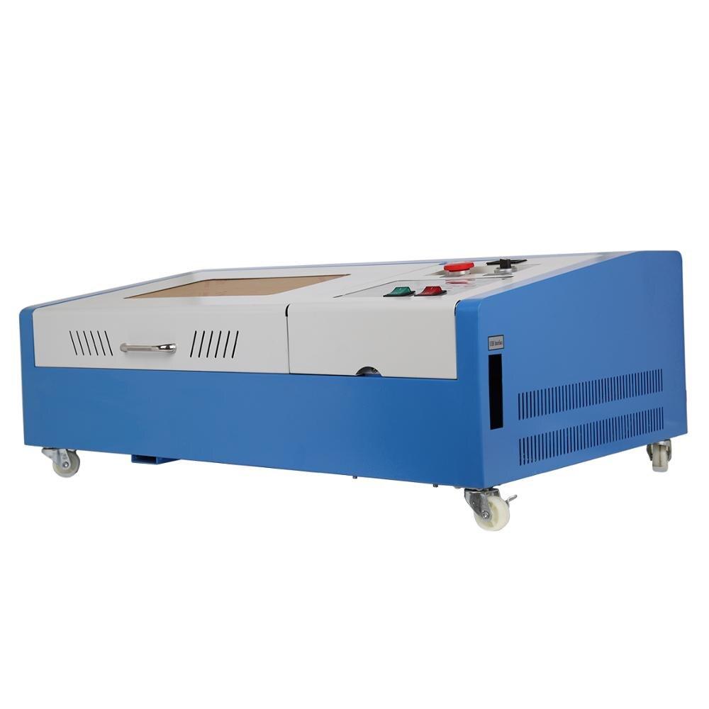 Coupeur 220 V/110 V de graveur de découpeuse de gravure de laser d'usb de 40W CO2 - 2