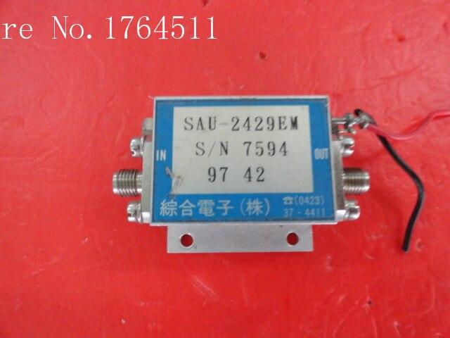 [BELLA] Japan SAU-2429EM 15V SMA Supply Amplifier