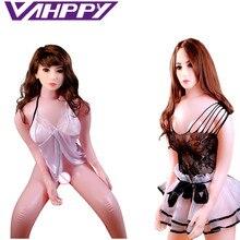 Opblaasbare Sex Poppen Body Siliconen Sex Poppen Hoofd Grote Borsten Mannelijke Masturbator Kunstvagina Anale Seks Orale Seks Speelgoed Voor mannen