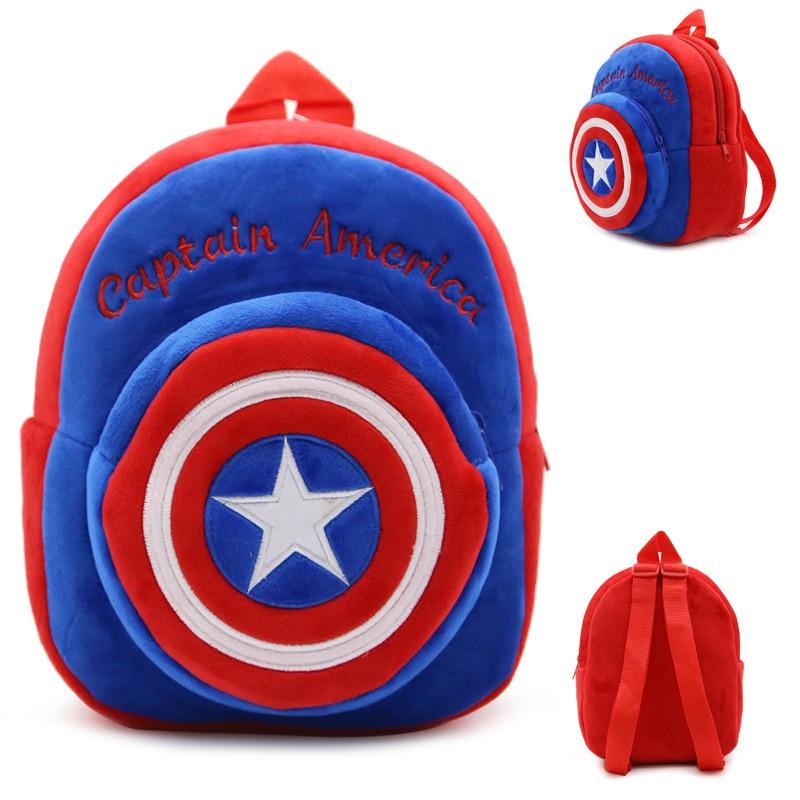 Plush-Backpack-New-Cute-Cartoon-Kids-Plush-Backpack-Toy-Mini-School-Bag-Childrens-Gifts-Kindergarten-Boy-Girl-Baby-Student-Bags-5