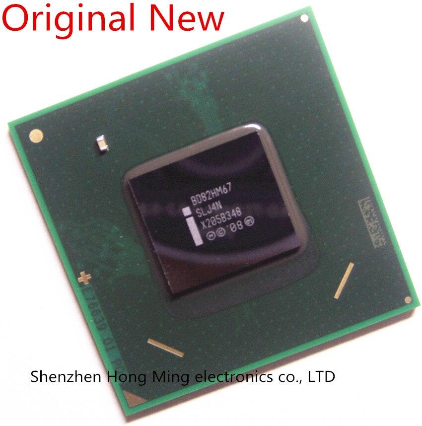 100 New BD82HM67 SLJ4N BGA Chipset