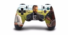 1pcs Far Cry 5 Farcry PS4 Skin Sticker Decal Vinyl For Sony PS4 PlayStation 4 Dualshock 4 Controller Skin Stickers