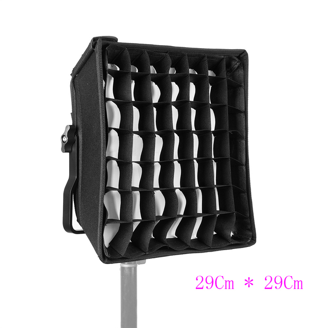 Pergear Soft Box Diffuser Kit with Grid for Lightmate S Flash Diffuser Light Angle Reduction Diffuser for Pergear Lightmate S