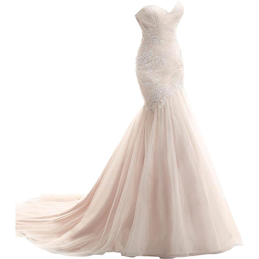 Aliexpress.com : Buy Bridal Wedding Gown Real Photos White