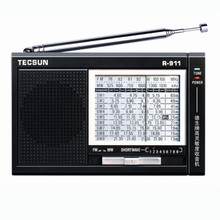 TECSUN R 911 AM/ FM / SM (11 bands) Multi Bands Radio Receiver Broadcast With Built In Speaker R911 radio