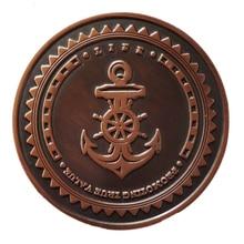 Wholesale Antique Cronze Challenge Coat Hot Sale US Nautical Military Souvenir Coins