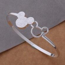 AB036 популярный браслет из серебра 925 пробы, модное ювелирное изделие из серебра 925 пробы mikey/afvaixca ailaizsa