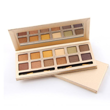 Miss Rose Brand Waterproof Cosmetic Eyeshadow Shimmer Matte Natural Pigment Eye Shadow Pallete Earth Maquiagem 36pcs