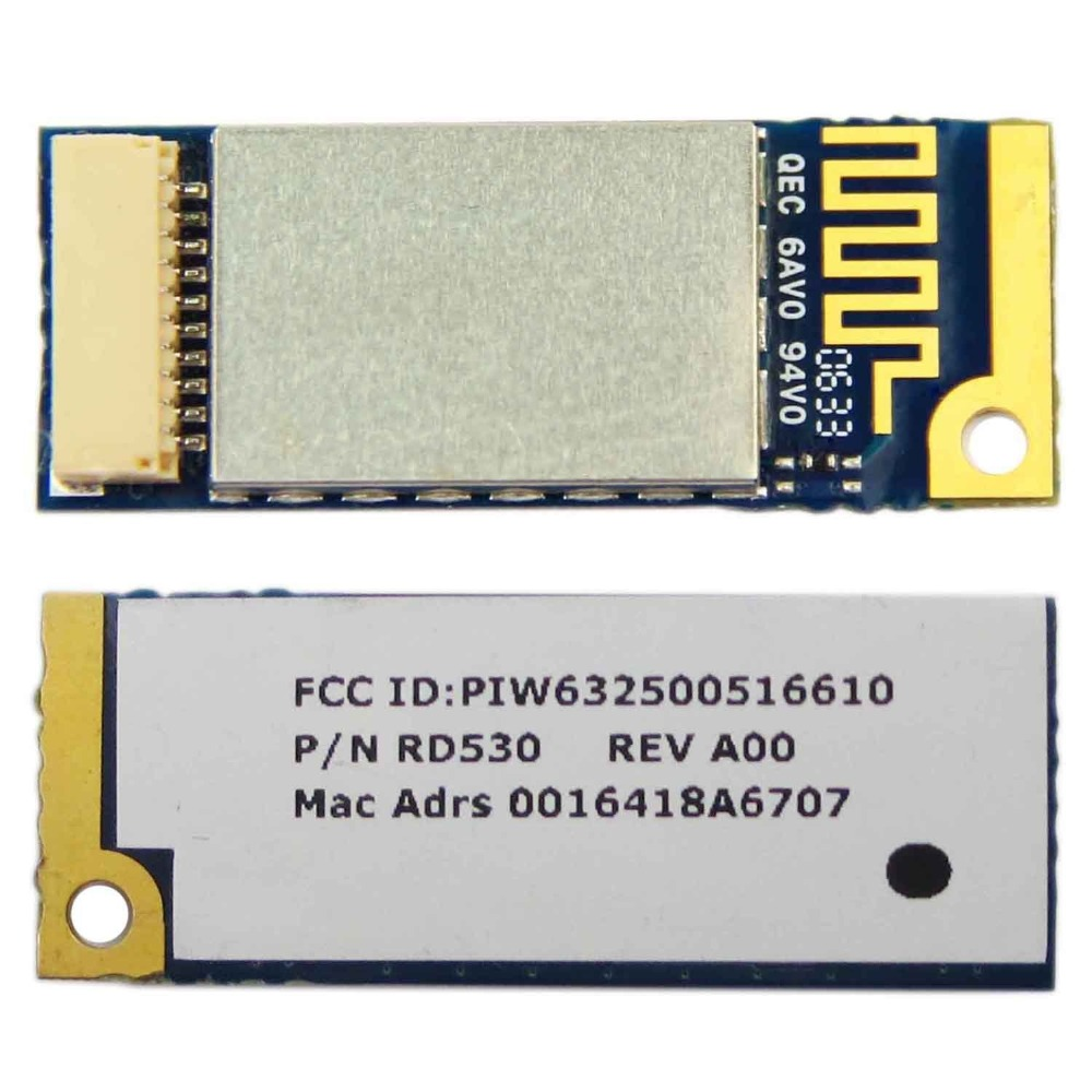 Networking Card For Dell Truemobile 360 Bluetooth Card D630 Hy157 M65 M90 Inspiron 1520 Module Computer & Office