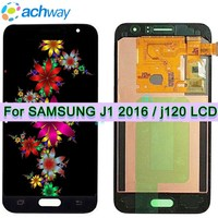 For SAMSUNG GALAXY J1 2016 LCD J120 J120F J120H J120M Display Touch Screen Digitizer Assembly Replacement For SAMSUNG J120 LCD