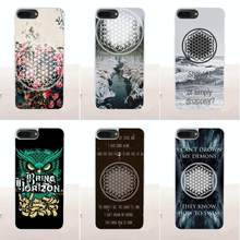 Pintado Para LG G2 G3 G4 G5 G6 G7 K4 K7 K8 K10 K12 ThinQ K40 Mini Mais Stylus 2016 2017 2018 Bmth Bring Me The Horizon(China)