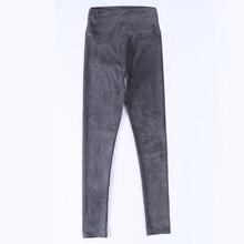 Весна 2016 замша женские брюки с высокой талией Большой Эластичный Тонкий ретро замшевые брюки для женщин(China (Mainland))