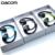 Dacom Headsfree Atleta fone de Ouvido Bluetooth Esporte Sem Fio Fones De Ouvido Estéreo Fones de Ouvido Música Fone De Ouvido Com Microfone & NFC