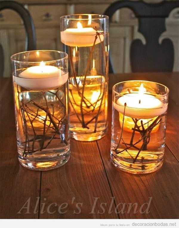 30pcs/Lot Small Unscented Floating Water Floating Candles Home Decoration Wedding Birthday Party Dedals Paraffin Wax Candles