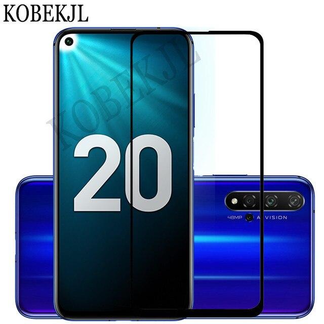 Voor Huawei Honor 20 Glas Honor 20S Gehard Glas Voor Huawei Honor 20 Pro Lite Honor20 YAL L21 YAL L41 Screen protector Glas