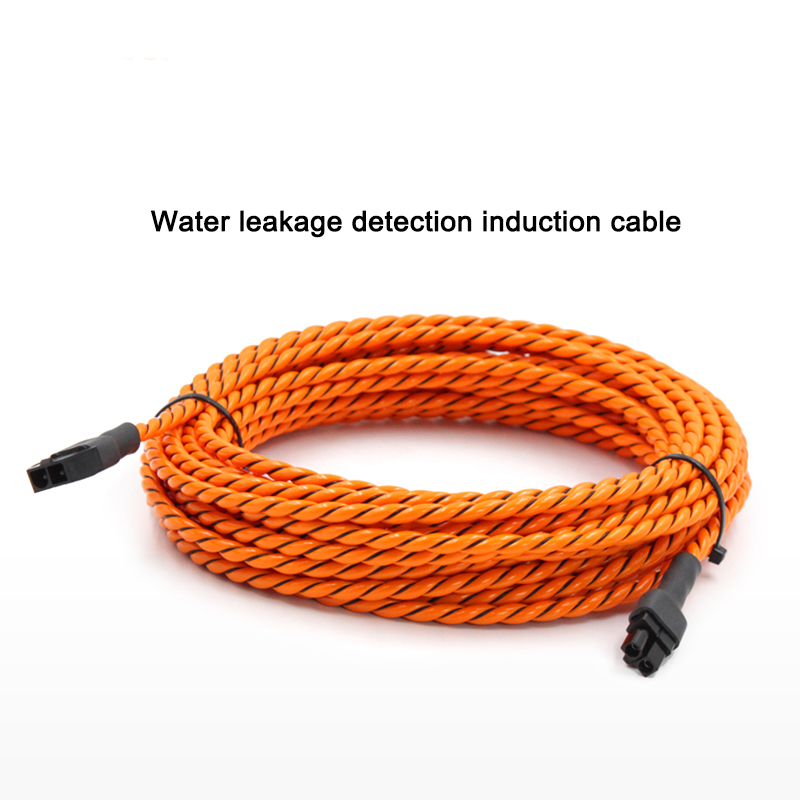Free shipping 5M/10M Leak detection line ASC6100  Water leakage detection induction cableFree shipping 5M/10M Leak detection line ASC6100  Water leakage detection induction cable