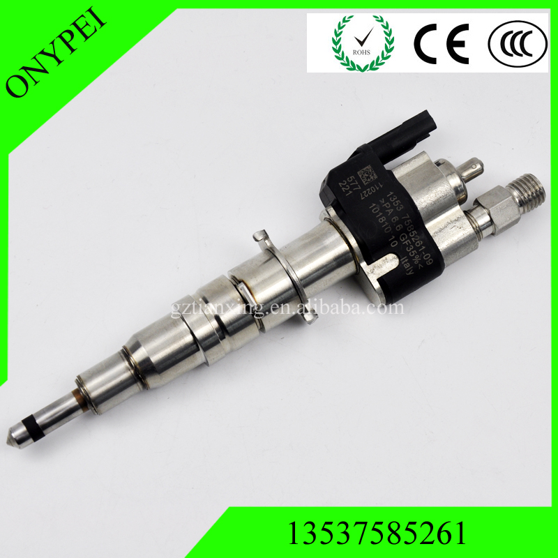 Fuel Injector Types 13537585261 13538616079 Car Injector For BMW N54 N63 135 335 535 550 750