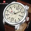 2016 New NAVIFORCE Men Luxury Brand Watches Men's Quartz Date Analog Clock Fashion Sports Watches Man Army Military Wrist Watch