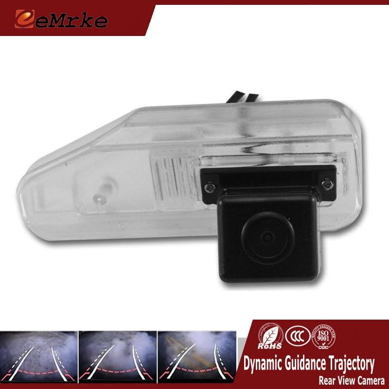 EEMRKE For Lexus ES GSV40 GS300 RX AL1 Dynamic Trajectory Parking Line font b Car b