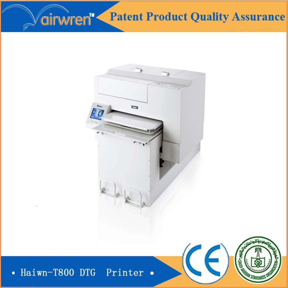 e0e8417f OEM large format t shirt printer fabric printing machine textiles with 4  white-in Printers from Computer & Office