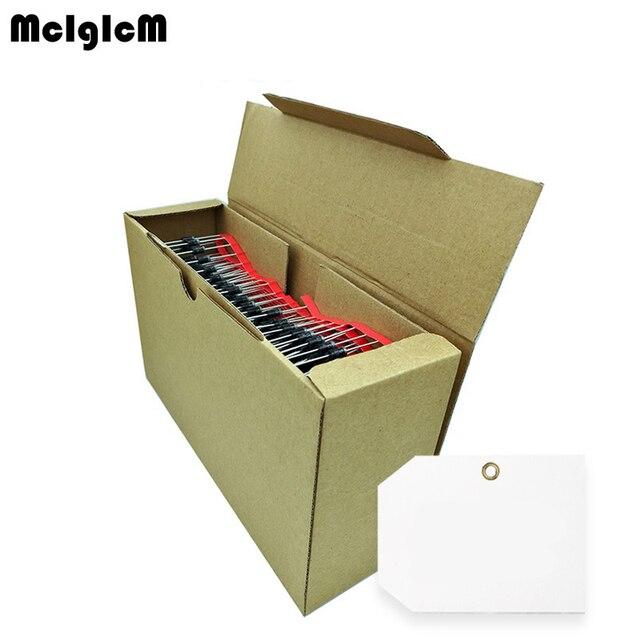 MCIGICM Rectifier Diode 1N5408 1N5404 1N5401 1N5822 1N5818 UF5408 UF5402 6A10 10A10 DO 27