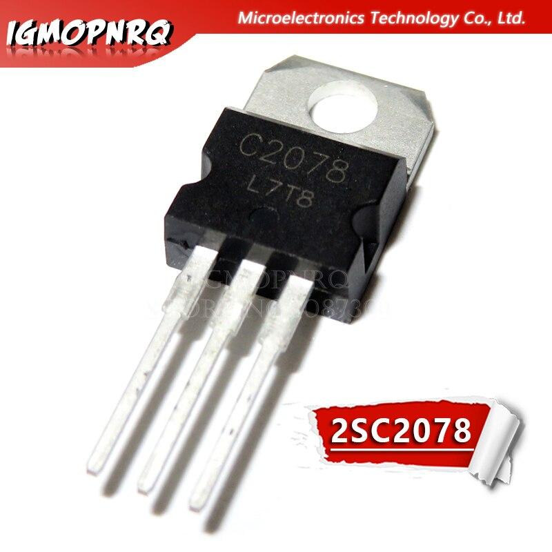 2SC2075//2SC2029 2SC2078 NPN TRANSISTOR RF.
