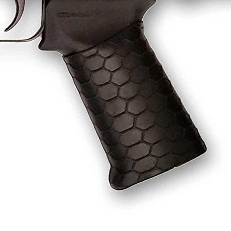 Универсальная тактическая рукоятка рукав Охотничьи аксессуары пистолет резиновый Глок кобура рукав противоскользящий для AR-15/M-16/M4/AK-47/G36