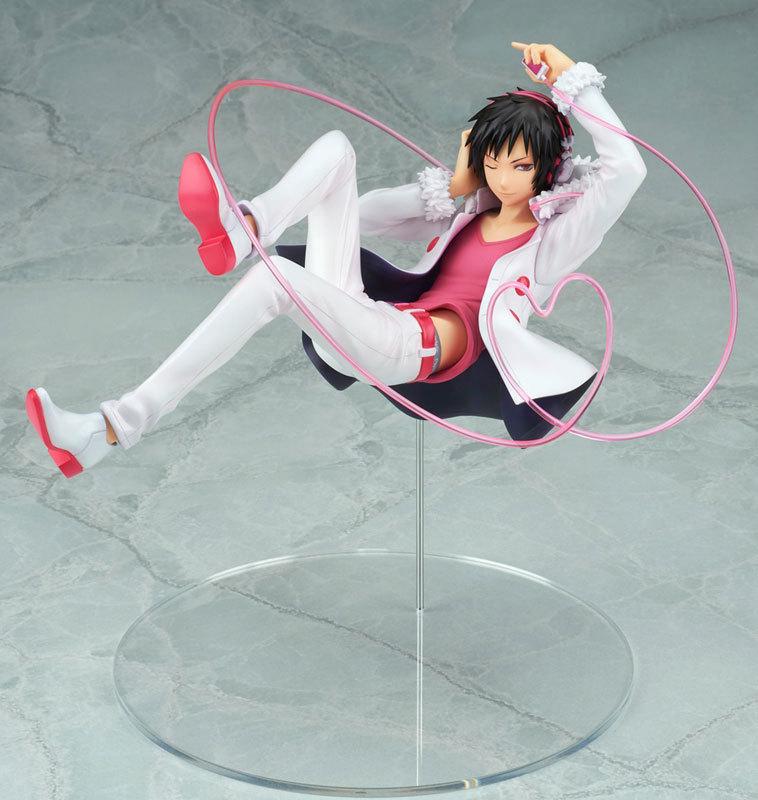 все цены на DuRaRaRa! II Izaya Orihara 1/8 scale painted Psychedelic Ver. Doll Anime PVC Action Figure Collectible Model Toy 17cm KT2981 онлайн