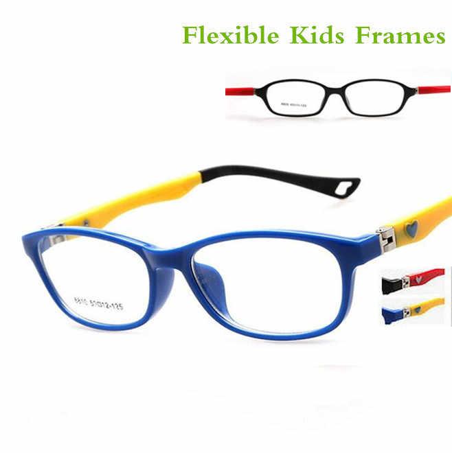 92a346e64f5 ... 180 Spring TR Optical Eyeglasses Kids Children Light Glasses Frames Boys  For Girls TR90 Myopia Amblyopia ...
