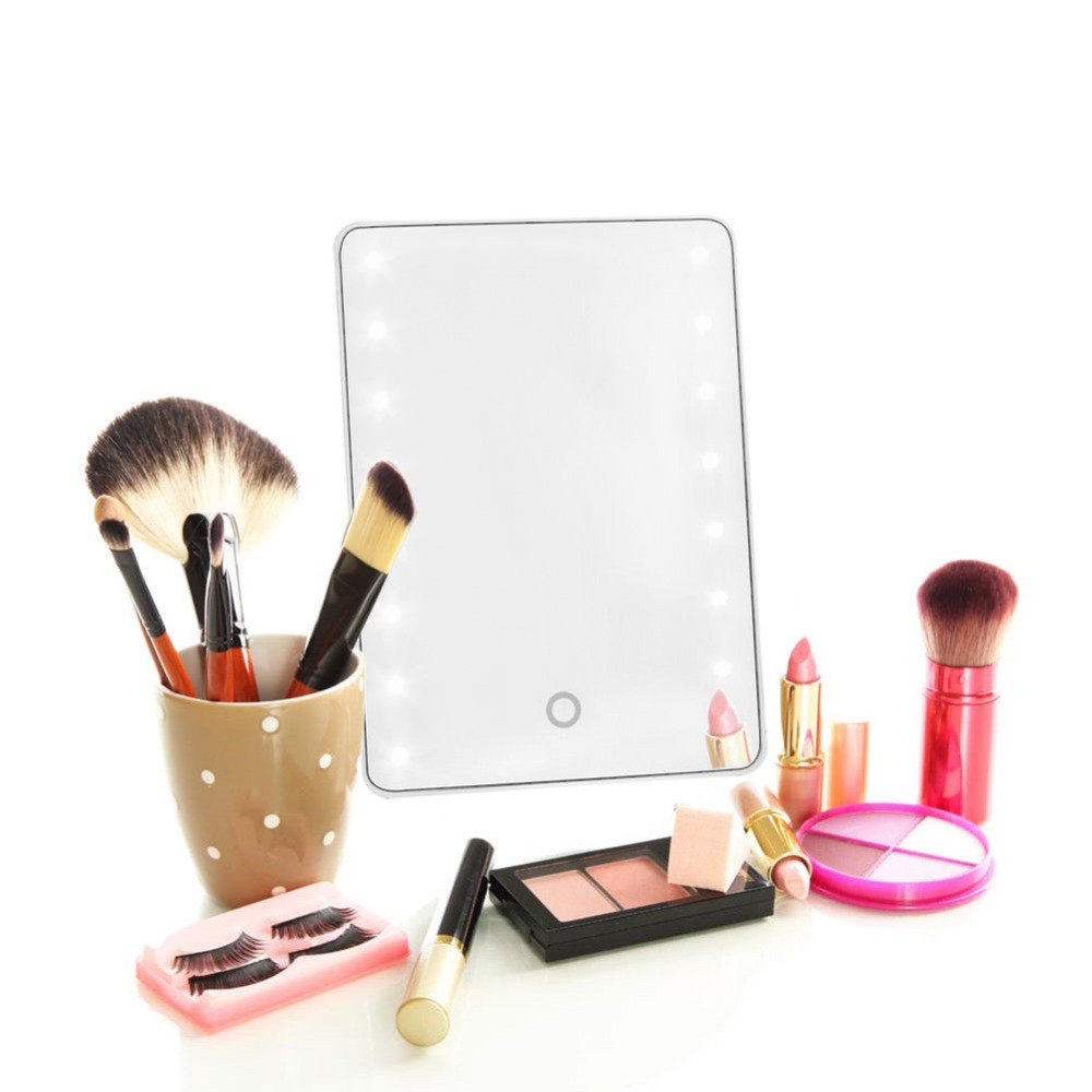Standspiegel Finger Us 13 99 16 Led Standspiegel Schminkspiegel Kosmetikspiegel Beleuchtet Touch Mirrors Neu In Makeup Mirrors From Beauty Health On Aliexpress