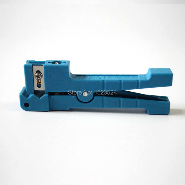 Cheap Cable Stripper Ideal 45-163 Coaxial Cable Stripper/Fiber Optic Cable Stripper