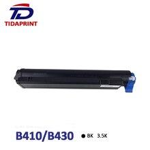 TDPRINT Compatible Laser Toner Cartridges OKI B410 B430 for Okidata B410/B420/B430/B440/MB460 3500 Pages compatible oki mb460 43979102 cartridge toner chip 3 5k page 9