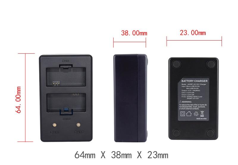 hero3 battery