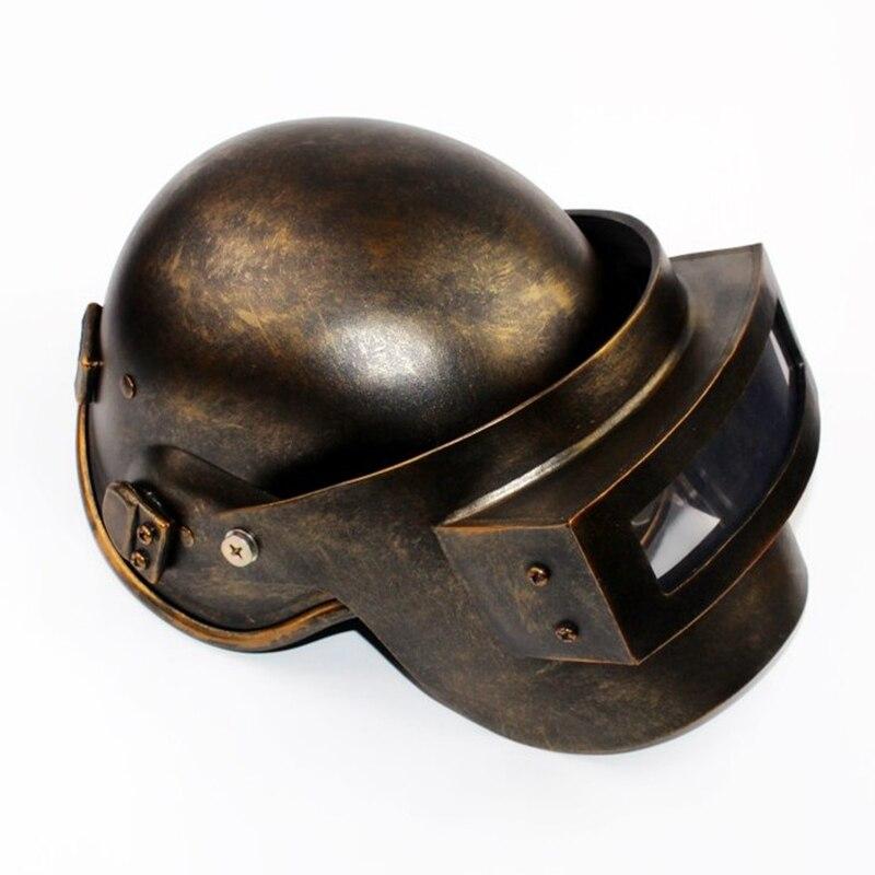 Jedi Game Playerunknown Battlegrounds PUBG Level 3 Helmet PUBG Game Cosplay Prop Mask Children Full Face Resin Masks Fans Gift