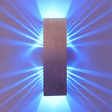 2w Artistic Cubic Shades Modern Led Wall Lights Lamp For Home With Scattering Light Design Wall