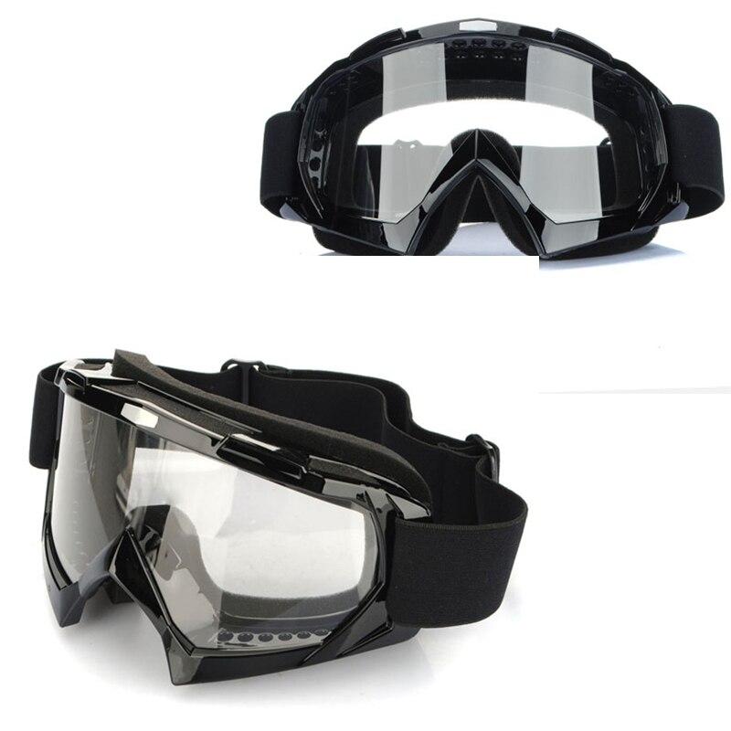 Goggles Motocross Super Motorcycle Bike ATV Motocross Ski Snowboard Glasses Off-road Goggles Fits Over Glasses Eye Lens