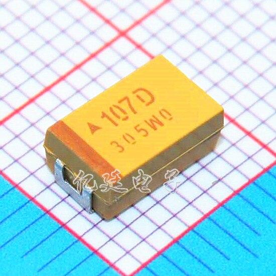 100UF-470UF ±20/% SMD Tantal Kondensator Tantalum Capacitors D E Case 7343 2917