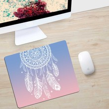 Rubber Gaming Mouse Pad Paisley Seamless Pattern Laptop Mouse Mat S Size 240mm*200mm*15mm Mouse Notebook Computer Mousepad