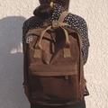 Korean Canvas Women Backpack Women School Bags for Teenage Girls Cute Bookbags Vintage Laptop Backpacks Female Mochlia XA887B