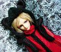 [wamami] 124# Blue Floral Suit/Dress For 1/6 MSD AOD DOD BJD Doll Dollfie