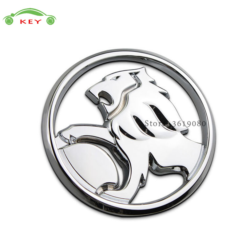 for Holden Logo Car Styling Metal Decal Sticker Auto Emblem Badge for Holden commodore colorado hsv ve cruze captiva barina new metal st logo chrome metal refitting styling car emblem badge auto exterior decal 3d sticker emblem for ford focus st mondeo