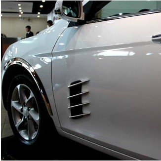 Us 128 Mode Neue Auto Modifikation Aufkleber 3d Auto Aufkleber Umpacken Artikel Shark Seite Luftauslass Auto Styling Autozubehör In Mode Neue Auto