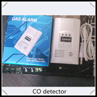 Carbon Monoxide Alarm CO gas detector with CE AC220V Powered Carbon Monoxide detector