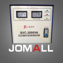 SVC-3kVA Single-phase high accuracy full automatic ac Servo motor voltage stabilizer