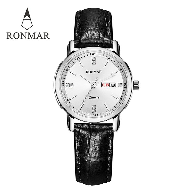 ФОТО 2017 New Luxury Women Watches RM8008L Gift Watch Business Women's Watch Quartz Wristwatch Relojes Mujer Montre Homme